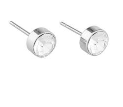 SNÖ OF SWEDEN - Jospehine Earring Silver