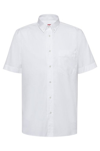 HUGO BOSS - Ekilio Short-Sleeve Vit