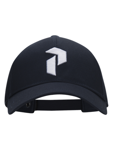 PEAK PERFORMANCE - Retro Cap Unisex Svart