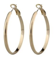 SNÖ OF SWEDEN - Gwen Ring Earring Guld