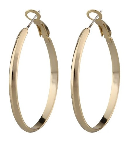 SNÖ OF SWEDEN - Gwen Ring Earring Guld