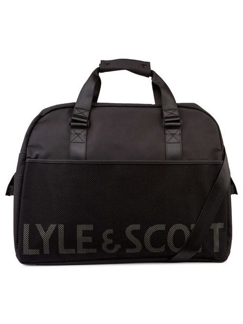 LYLE & SCOTT - Weekender Bag Svart