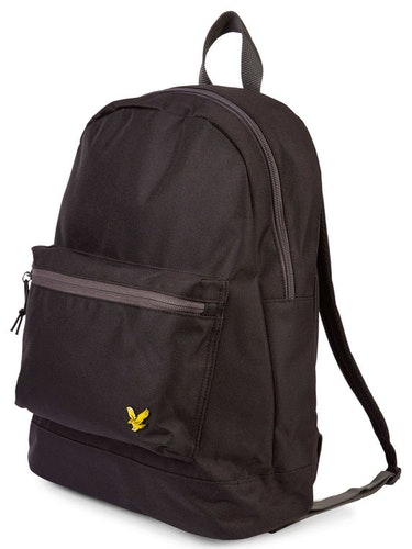 LYLE & SCOTT - Core Backpack Svart