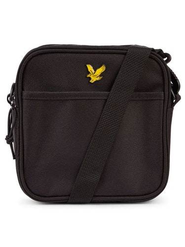 LYLE & SCOTT - Core Pouch Svart