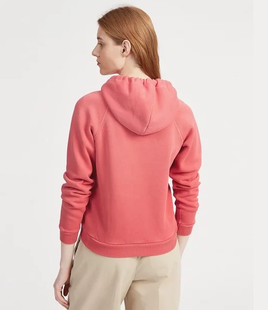 POLO RALPH LAUREN - Classic Long Sleeve Knit Röd