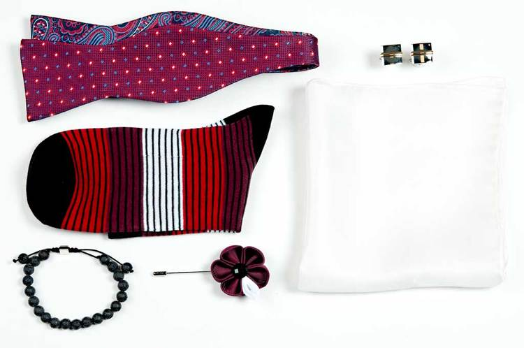THE RED PASSION STYLE BOX