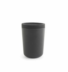 Take away kaffekopp i bambu svart