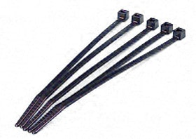 Buntband 100-pack Svarta
