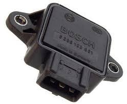 Bosch Spjällägesgivare