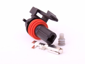 Kontaktdon 1-poligt hylsdon (LSx startmotor)