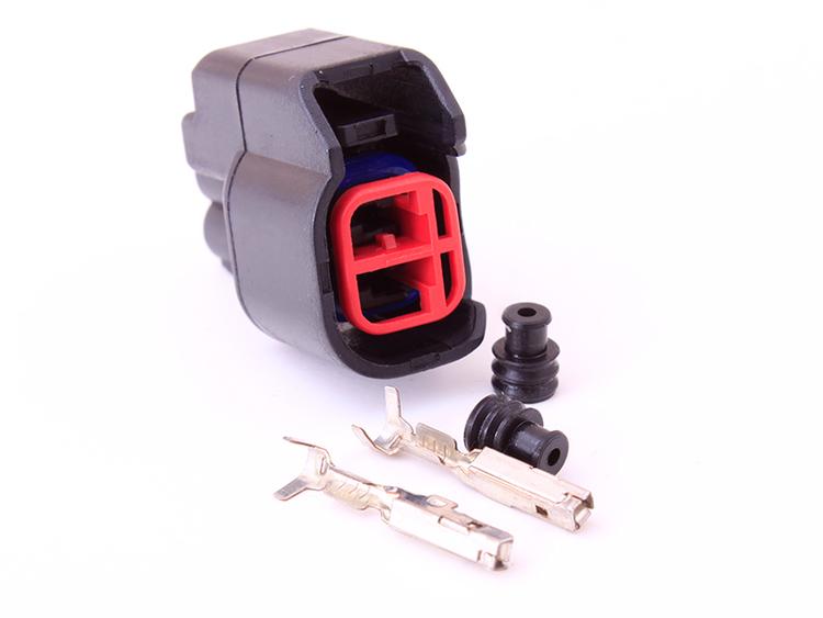Kontaktdon 2-poligt hylsdon (LS3/LS7 spridarkontakt)