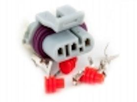 Kontaktdon 3-poligt hylsdon (LS7 MAP sensor)