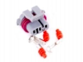 Kontaktdon 3-poligt hylsdon (LSx 58x trigger)