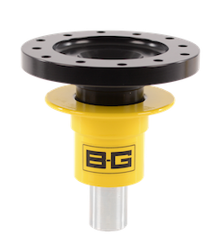 "B-G Racing Snap-off Rattnav 6 bult ""Weld-on"""