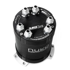 Catchtank för 1-3st externa pumpar 2L