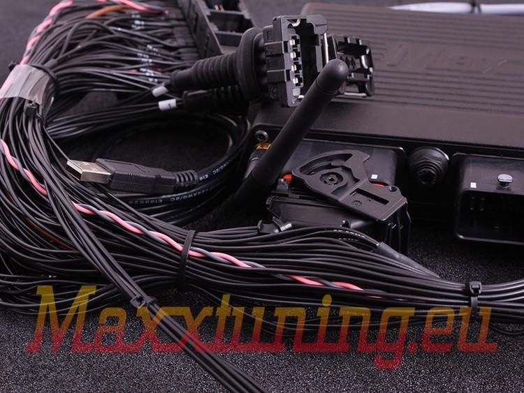 Porsche 996 turbo 2001-2005 MaxxECU PRO Plugin STANDARD