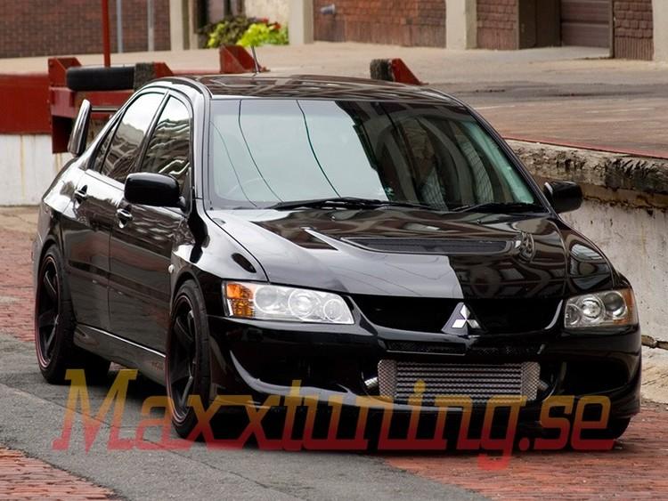 Mitsubishi EVO IV - VIII MaxxECU RACE Plugin EXTRA