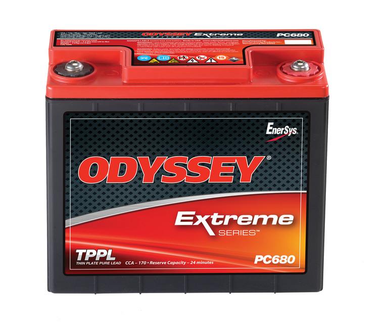 Odyssey Extreme PC680