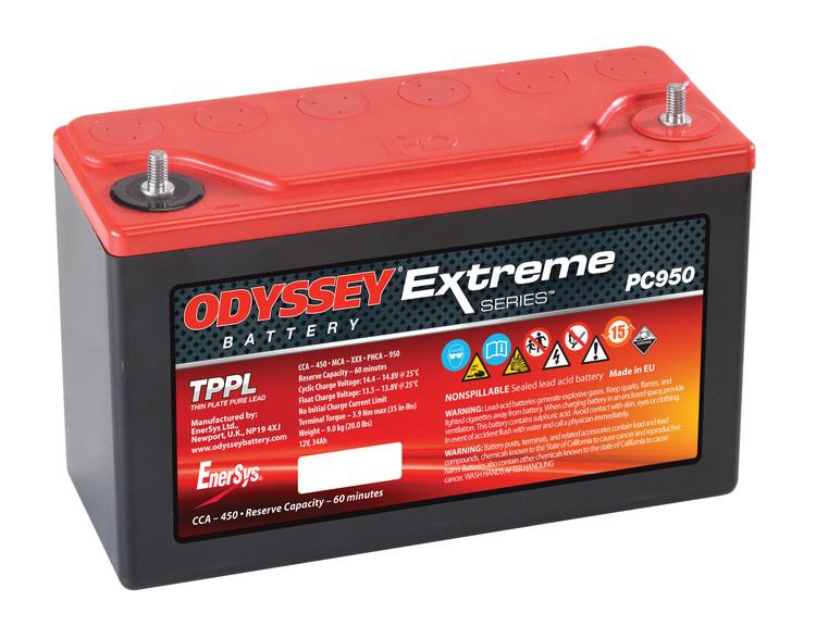 Odyssey Extreme PC950