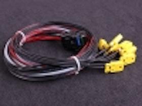 MaxxECU RACE kabelhärva 2 (EGT, E-Throttle, extra)