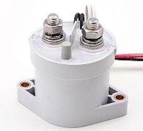 """Batteri Isolator """" Elektrisk huvuströmbrytare """""""