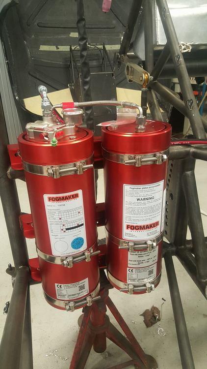 """Fogmaker Sprinklersystem STORA """"Vajer"""""""