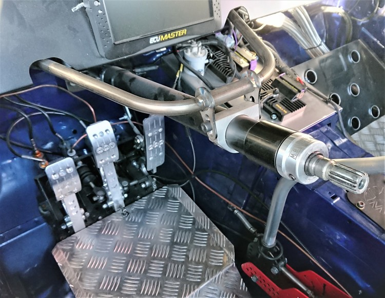 MBWAC Aluminium rattstång Drift/Racing/Gata