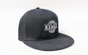 MBWAC svart keps