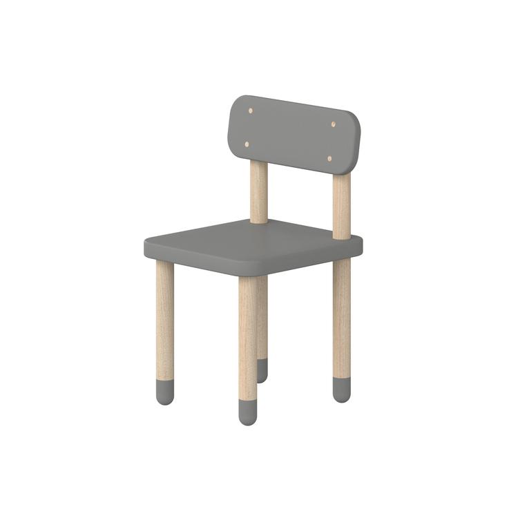 Stol grå