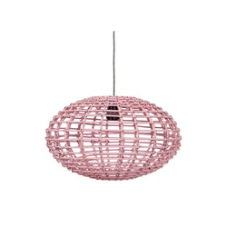 Pumkin lampa rosa