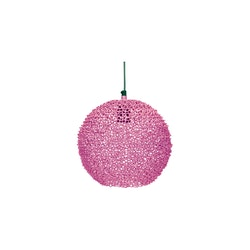 Scoop lampa rosa