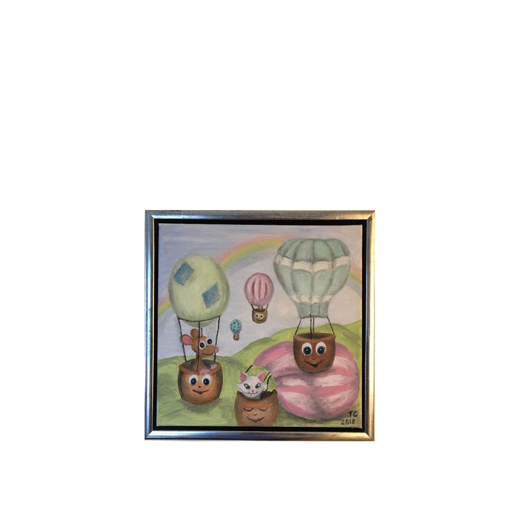 Knasiga luftballonger