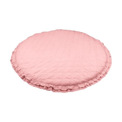 Lekmatta Volang med Textur rosa