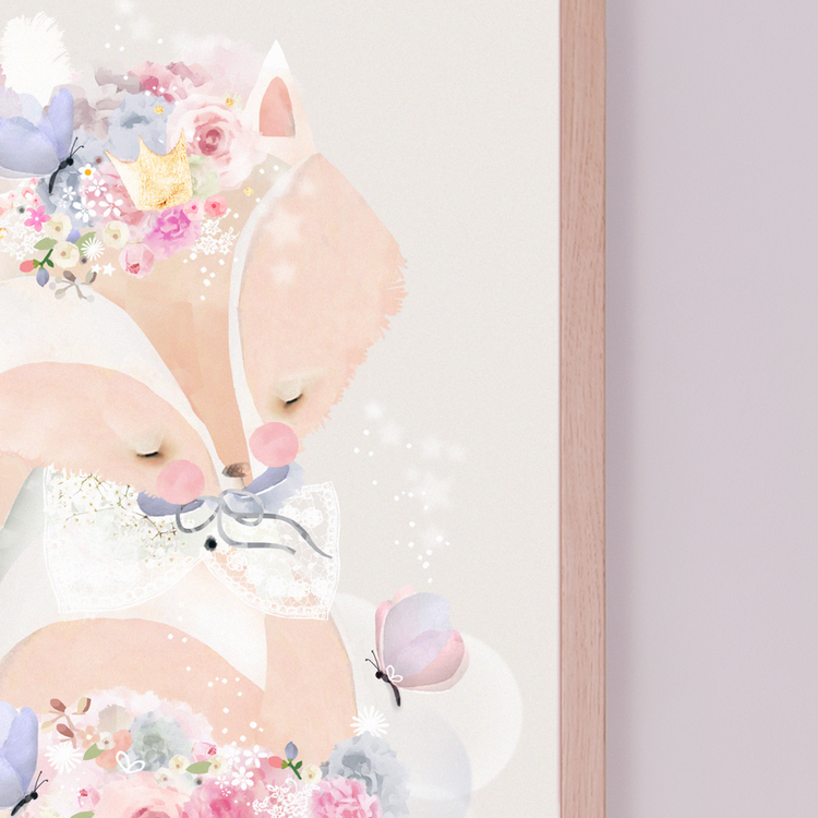 Flowers for Fox