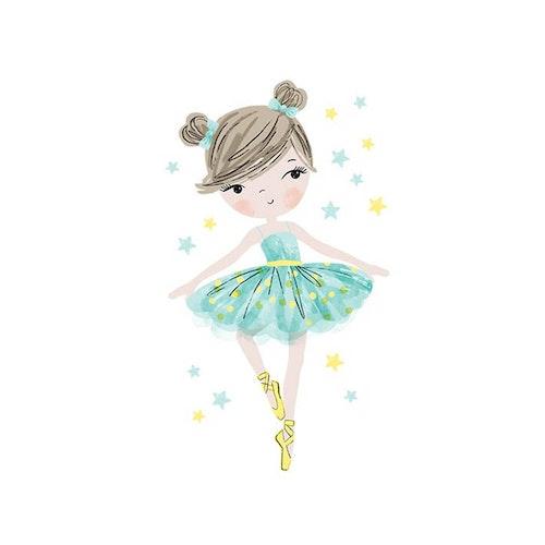 Mint Ballerina