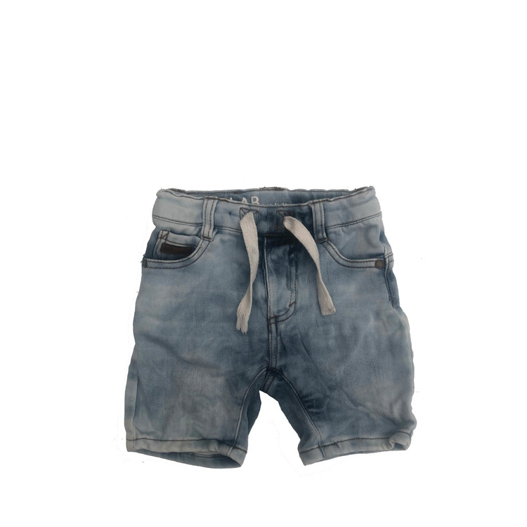Mjuka jeansshorts (stl 86)