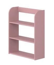 Hylla för vägg eller golv rosa