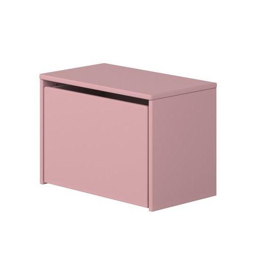 Förvaringsbänk 3-i-1 rosa