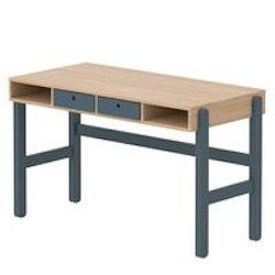 Skrivbord blå