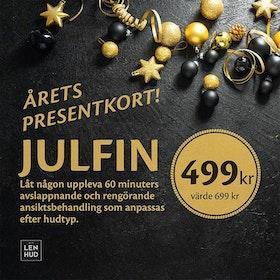Presentkort Julfin