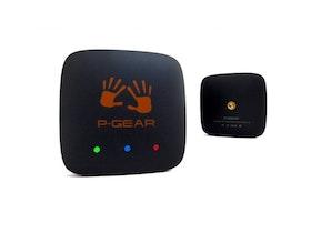 KIT P-GEAR P610 20 Hz & Mobilhållare