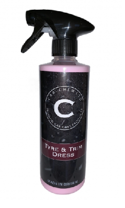 Tyre and trim Dress 500 ml