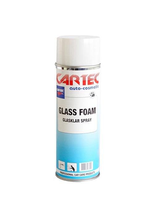 Glass Foam Spray