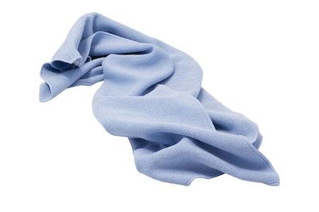 Microfiber Towels Blue Luxe 40x80cm