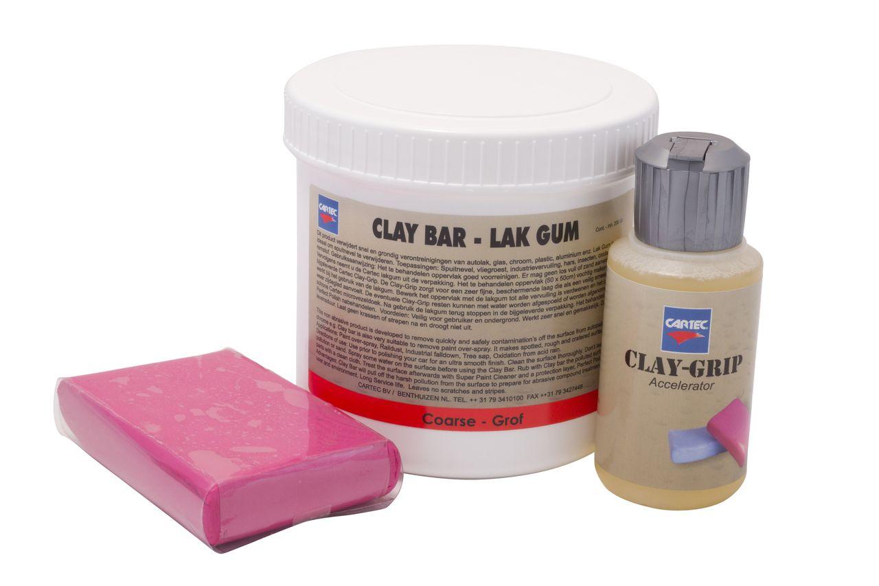 Claybar Red GROV