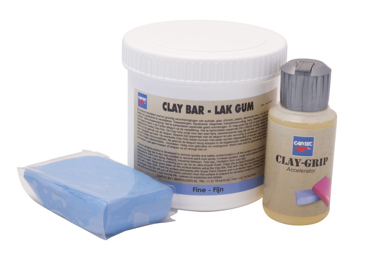 Claybar Blue FIN