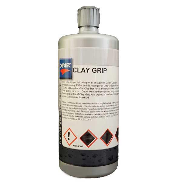 Clay Grip Accelerator