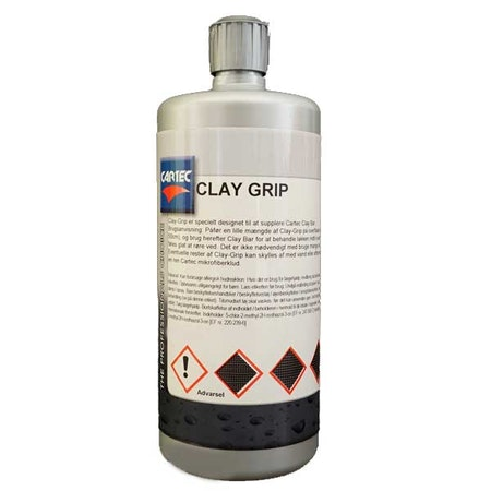 Clay Grip Accelerator