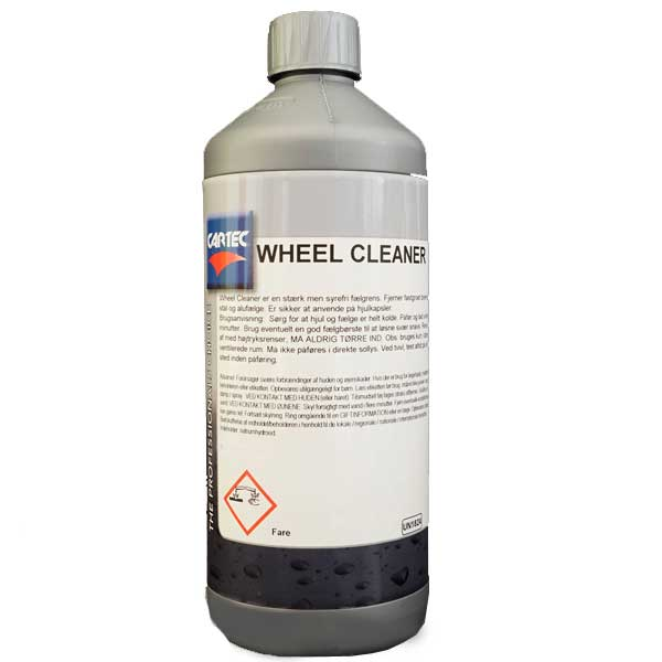 Wheel Cleaner Acid Free