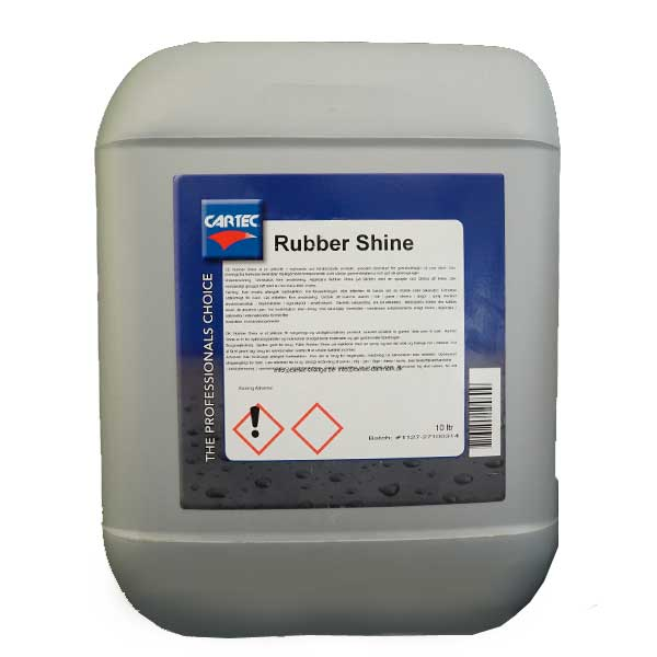 Rubber Shine